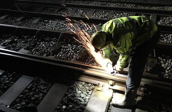 spoorbouw