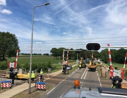 Raildemper project Brabant Route, BAM Rail